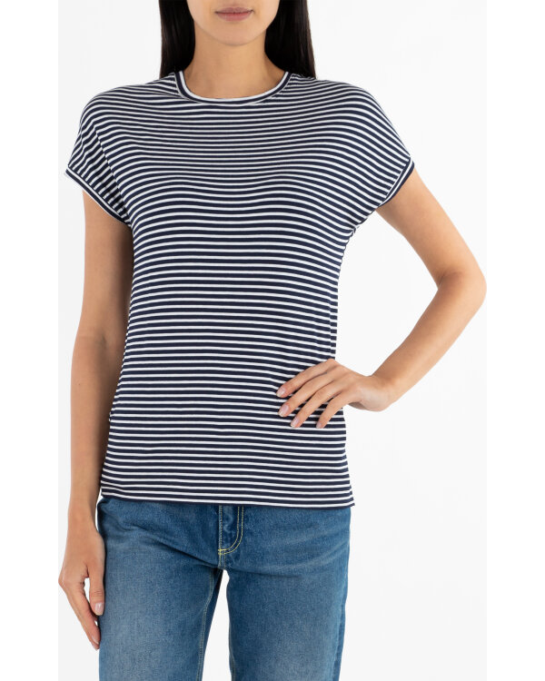 T-SHIRT Fraternity WL19_W-TSH-0069_SMALL STRIPES wielobarwny