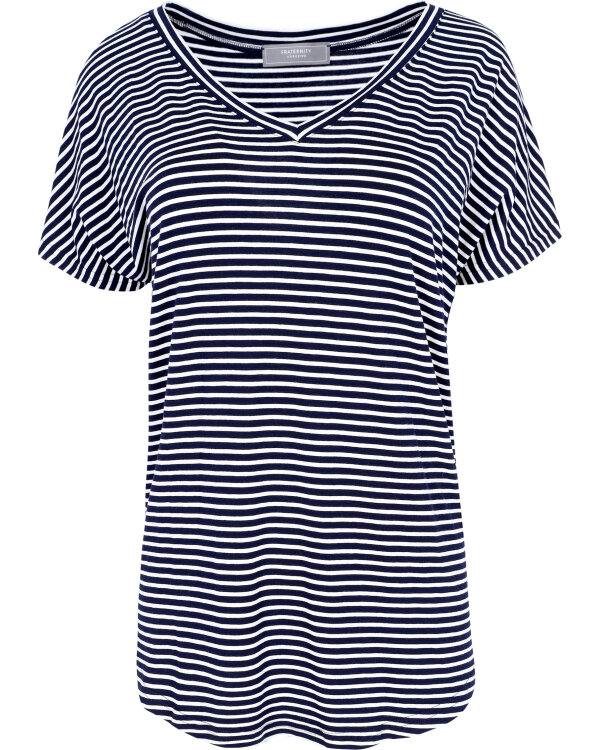 T-SHIRT Fraternity WL19_W-TSH-0061_SMALL STRIPES wielobarwny
