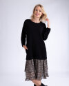 Sukienka Fraternity WL19_W-DRE-0413 _BLACK1 czarny