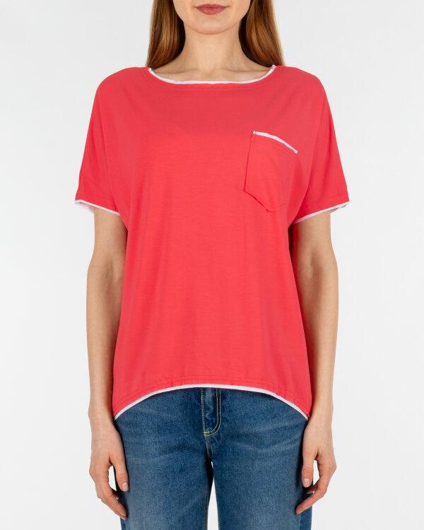 T-Shirt Fraternity WL19_W-TSH-0046_CORAL pomarańczowy