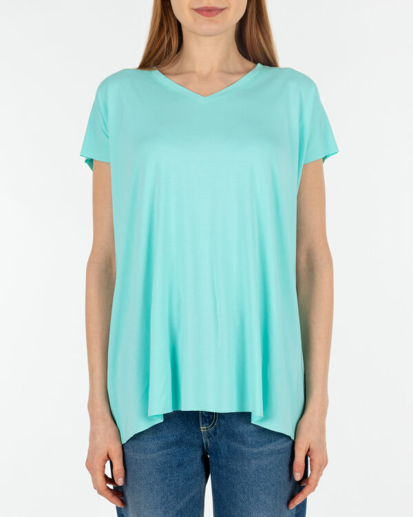 T-Shirt Fraternity WL19_W-TSH-0063_MINT niebieski
