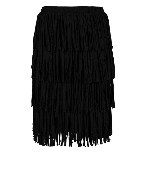 Spódnica Fraternity WL19_W-SKI-0132_BLACK czarny