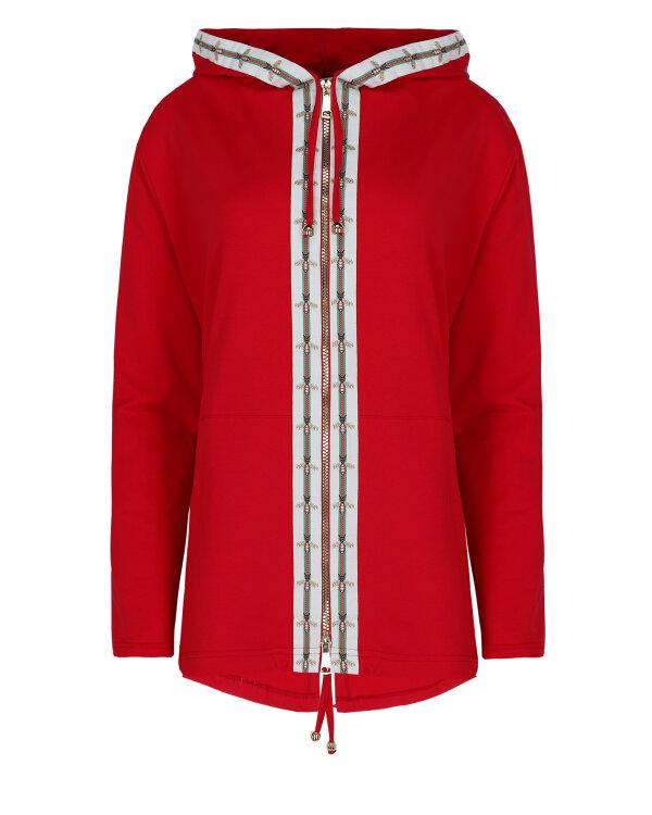 Bluza Fraternity WL19_W-BLO1-0057_RED BEE czerwony