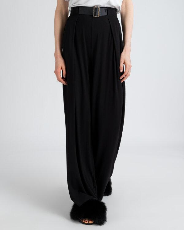 Spodnie Fraternity WL19_W-TRO-0149_BLACK czarny