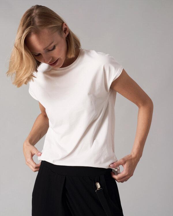 T-Shirt Fraternity NOS_W-TSH-0069 NOS_WHITE/B biały
