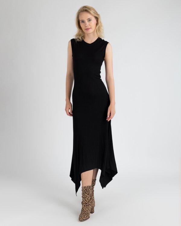 Sukienka Fraternity WL19_W-DRE-0418_BLACK czarny