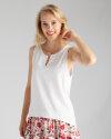 T-Shirt Fraternity WL19_W-TSH-0082_WHITE/B biały