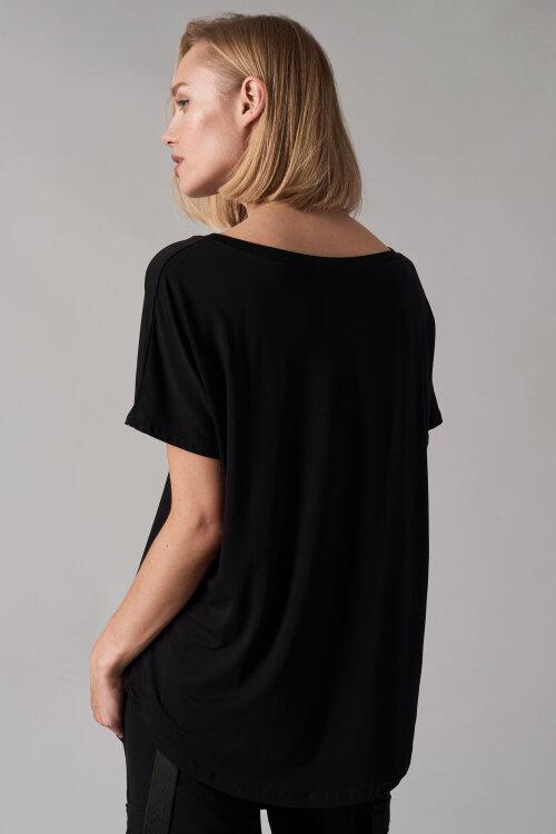 T-Shirt Fraternity NOS_W-TSH-0061 NOS_BLACK/V czarny