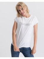 T-Shirt Fraternity WL19_W-TSH-0069_PLEASE biały