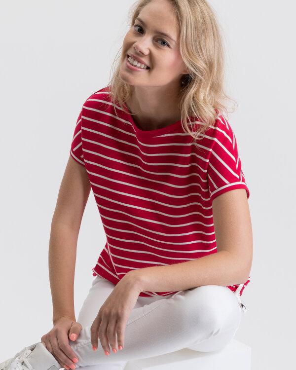 Bluza Fraternity WL19_W-TSH-0055_RED/OFF czerwony