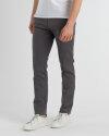 Spodnie Fraternity NOS_M-TRO-0001 DELUX_D0003 GREY szary