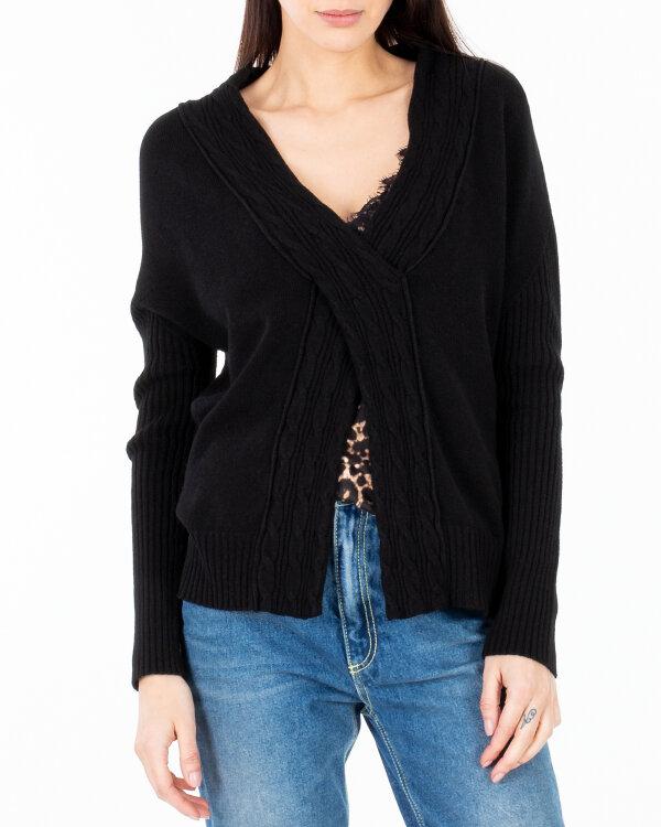 Sweter Fraternity JZ18_2644_NERO czarny