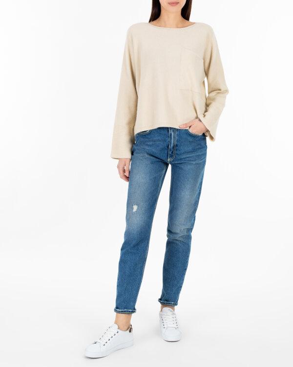 Sweter Fraternity JZ18_2456_BEIGE beżowy