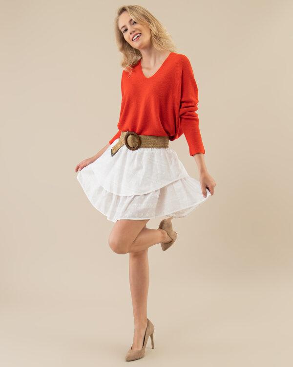 Sweter Fraternity WL19_3160_ORANGE pomarańczowy