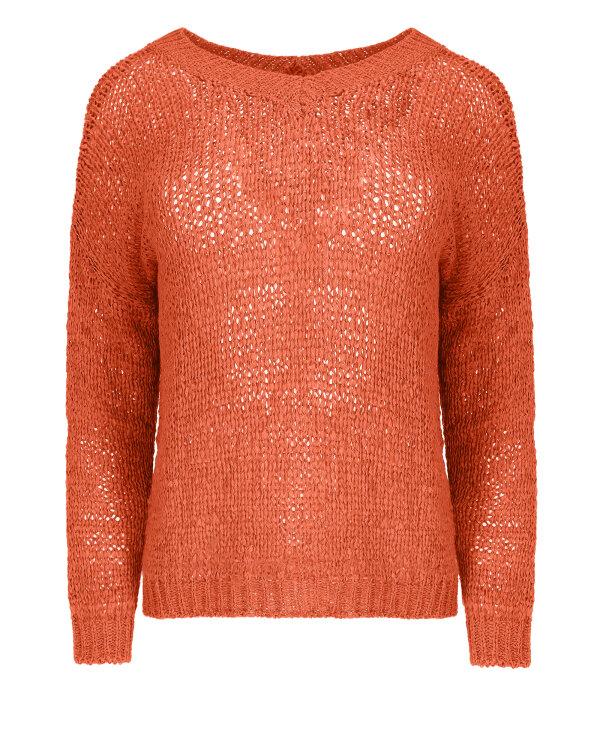 Sweter Fraternity WL19_3230_RUGGIE pomarańczowy