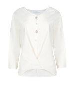 Bluzka Fraternity WL19_W-BLO-0172_WHITE beżowy