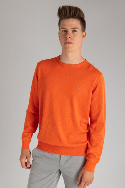 Sweter Fynch-Hatton 1119210_215 pomarańczowy