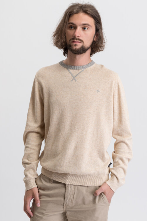 Sweter Fynch-Hatton 1119361_811 beżowy