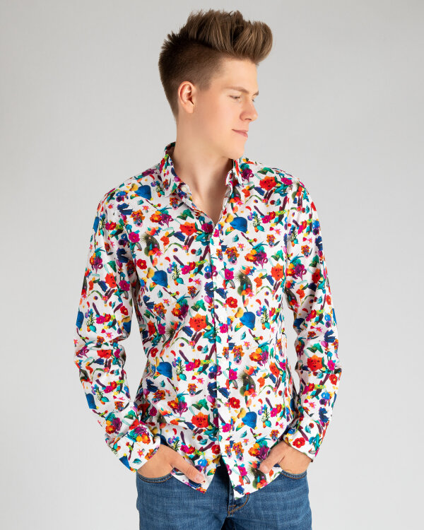 Koszula Fynch-Hatton 11196127_6123 biały