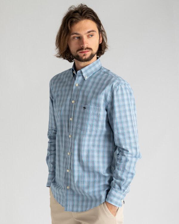 Koszula Fynch-Hatton 11198010_8012 niebieski
