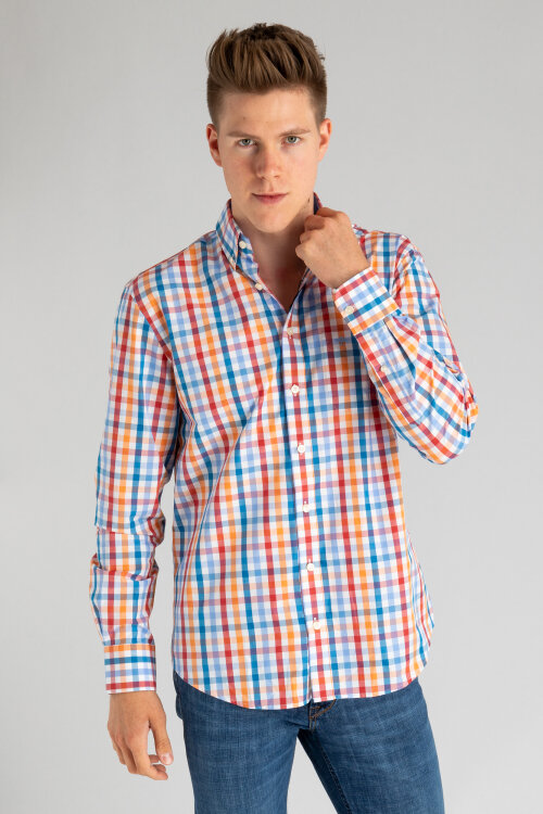 Koszula Fynch-Hatton 11198030_8031 wielobarwny