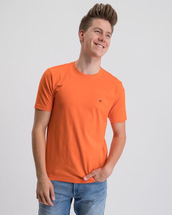 T-Shirt Fynch-Hatton 11191500_255 pomarańczowy