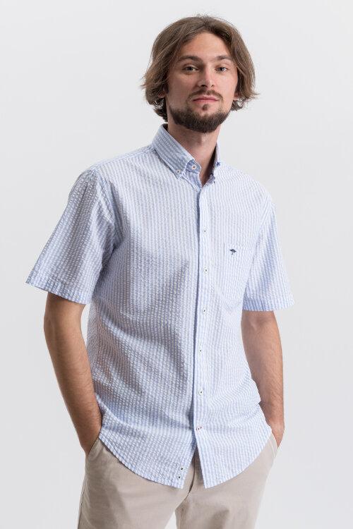 Koszula Fynch-Hatton 11196161_6162 niebieski