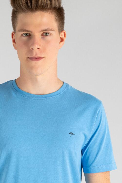 T-Shirt Fynch-Hatton 11191500_618 niebieski