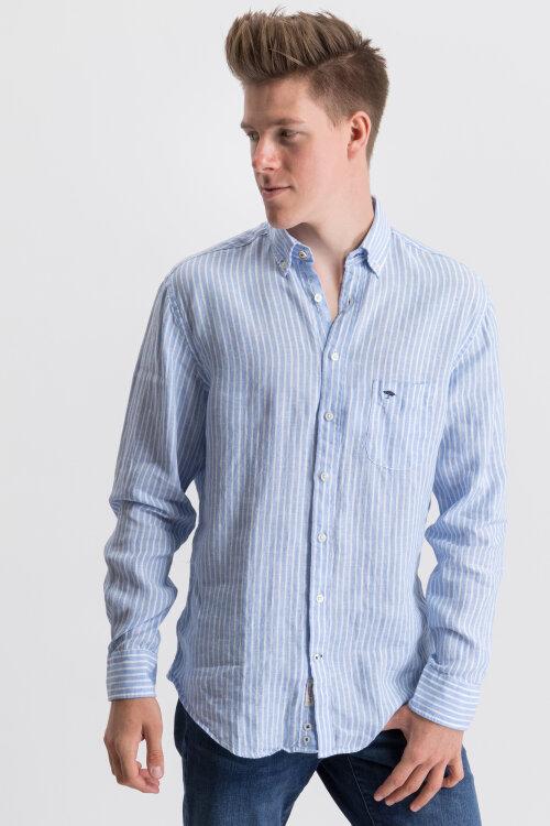 Koszula Fynch-Hatton 11196180_6182 niebieski