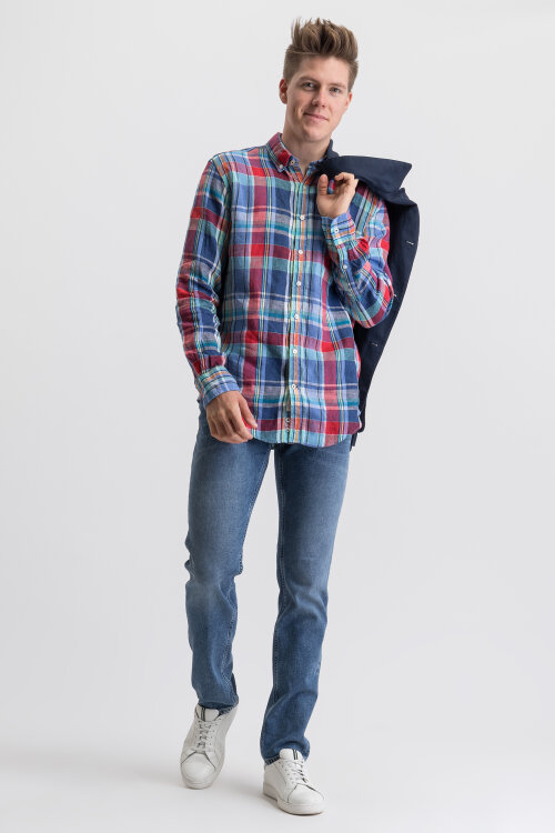 Koszula Fynch-Hatton 11196190_6195 wielobarwny