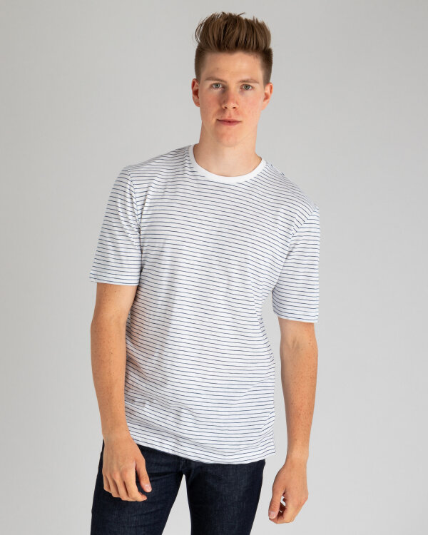 T-Shirt Fynch-Hatton 11191901_1005 biały