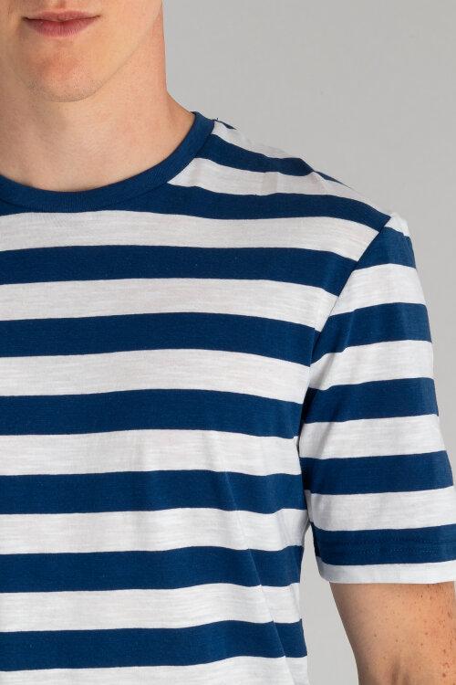 T-Shirt Fynch-Hatton 11191902_1666 niebieski