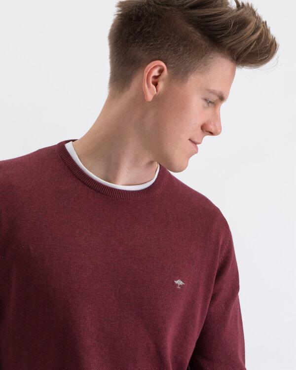 Sweter Fynch-Hatton 1219210_377 bordowy