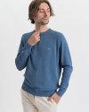 Sweter Fynch-Hatton 1219210_621 niebieski