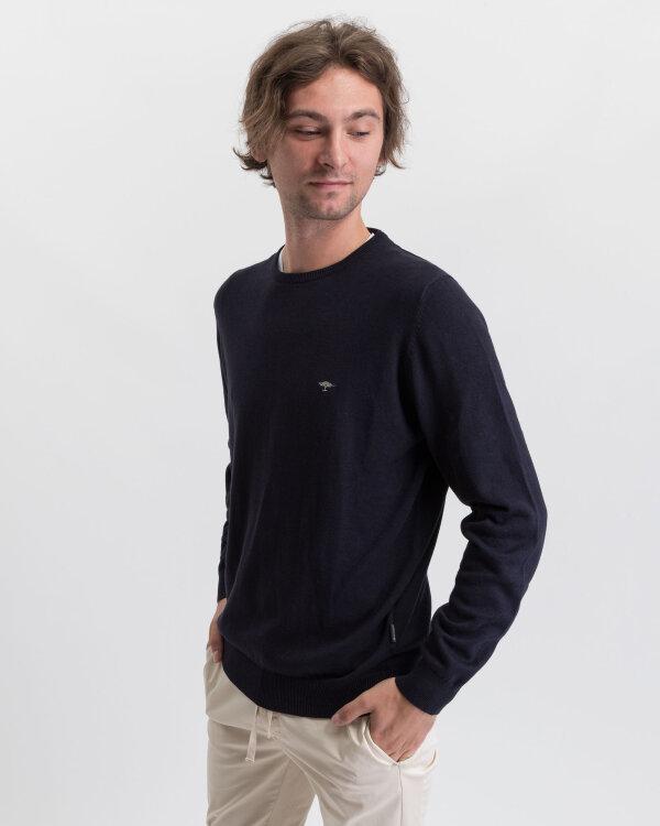 Sweter Fynch-Hatton 1219210_690 granatowy