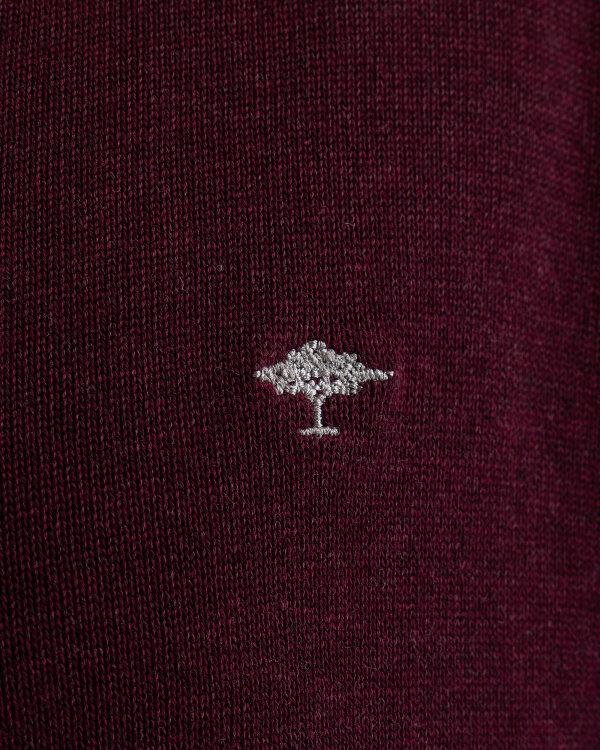 Sweter Fynch-Hatton 1219213_393 bordowy