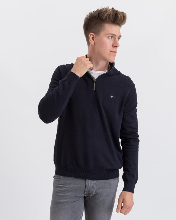 Sweter Fynch-Hatton 1219216_690 granatowy