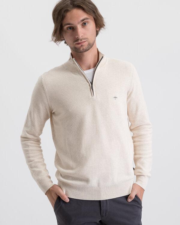 Sweter Fynch-Hatton 1219224_806 kremowy