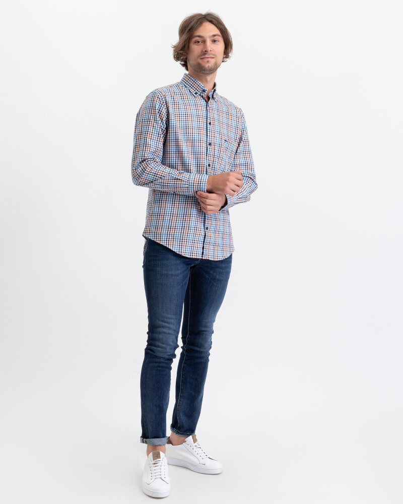 Koszula Fynch-Hatton 12195030_5035 wielobarwny - fot:3