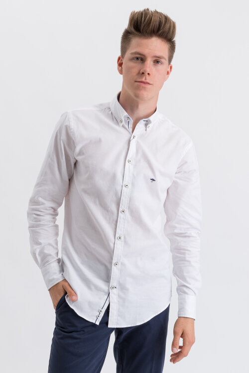 Koszula Fynch-Hatton 12195055_5051 biały