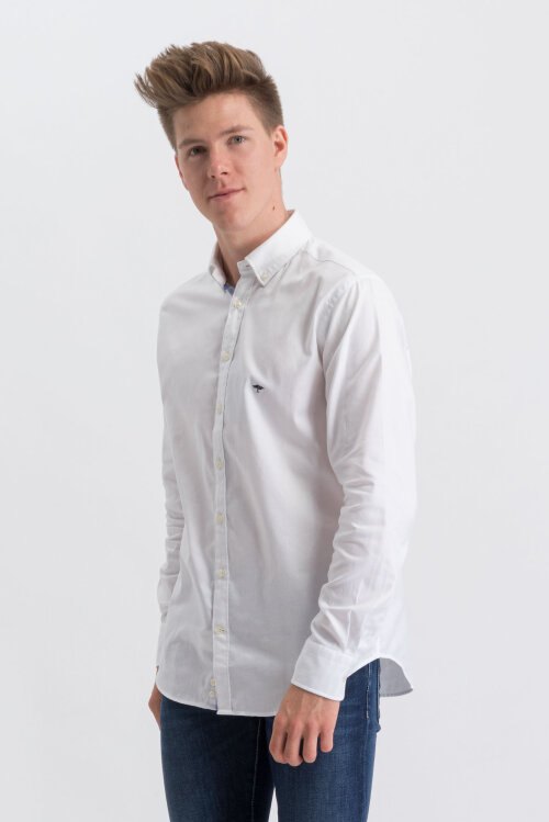 Koszula Fynch-Hatton 12195005_5001 biały
