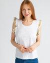 T-Shirt Gas 96771_LYSE TAPE_0001 biały