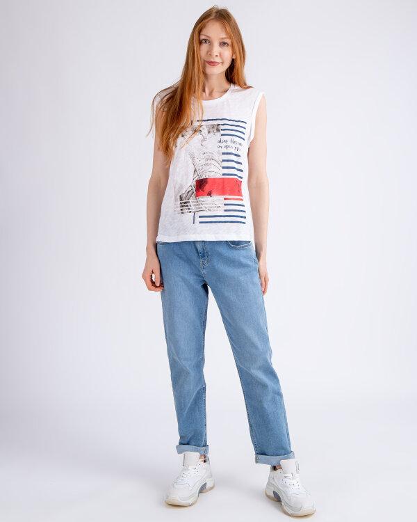 T-Shirt Gas 96792_JENDA IDEAS_0001 biały