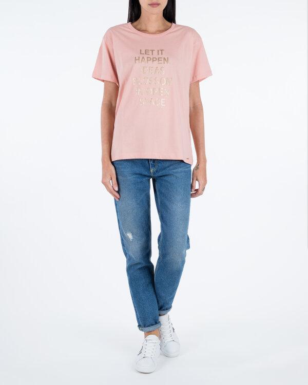T-Shirt Gas 96698_FRANCYS WRITTEN_3837 różowy