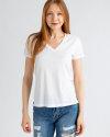 T-Shirt Gas 96770_HANIKA V BS_0001 biały