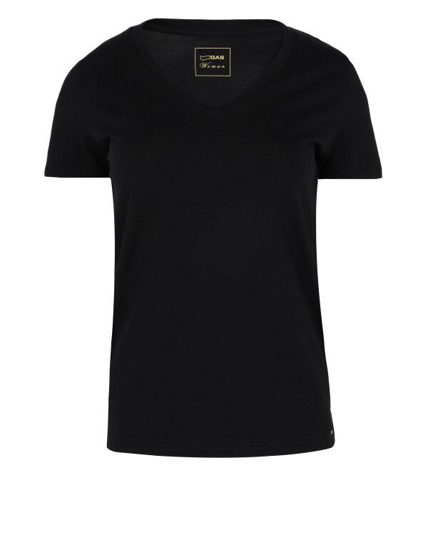 T-Shirt Gas 96770_HANIKA V BS_0002 czarny