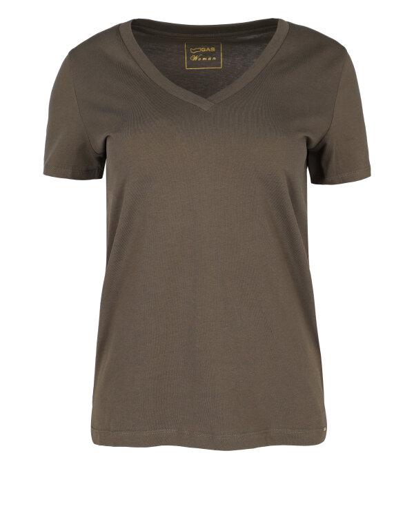 T-Shirt Gas 96770_HANIKA V BS_3630 zielony