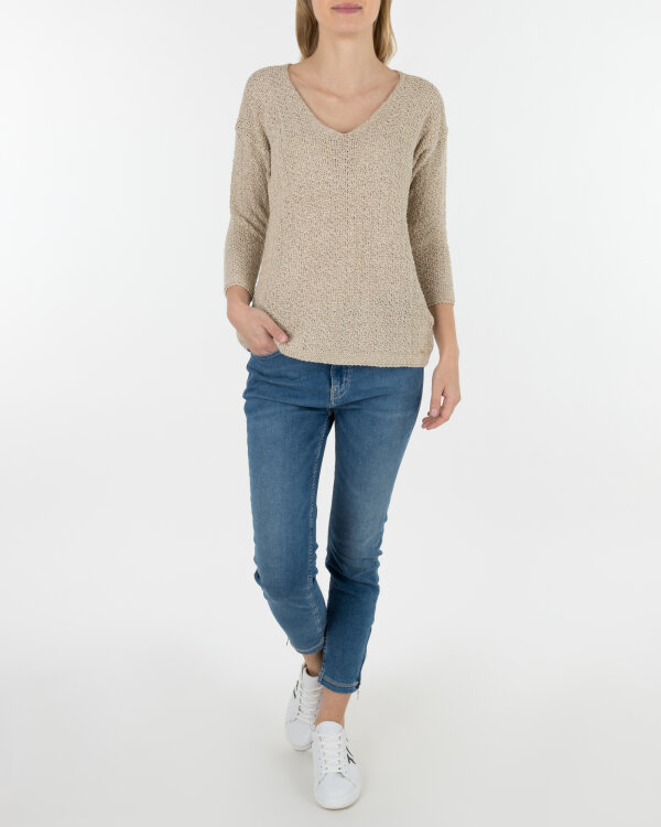 Sweter Gas 96724_CERESE_4830 beżowy