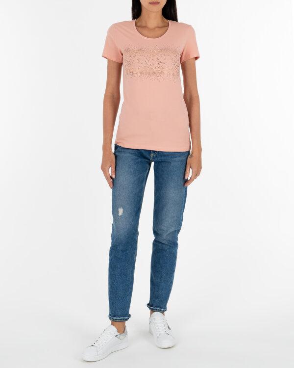 T-Shirt Gas 96501_DOLL GAS SHINY-MATT_3837 różowy