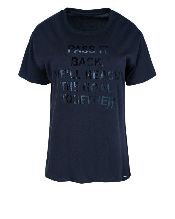 T-Shirt Gas 96698_FRANCYS WRITTEN_3760 granatowy